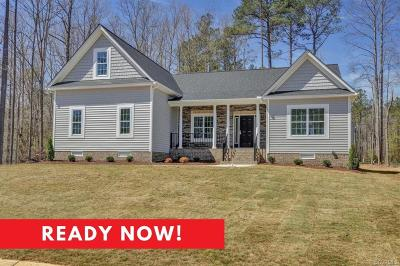 Chesterfield VA Single Family Home For Sale: $398,450