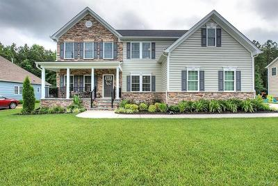 New Kent Single Family Home For Sale: 3519 Virginia Rail Drive