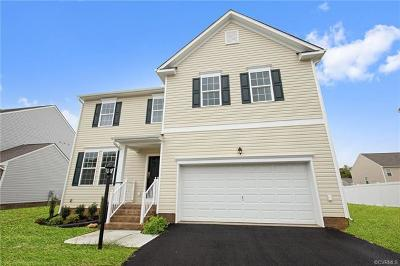 Henrico Single Family Home For Sale: 00 New Market Village Boulevard