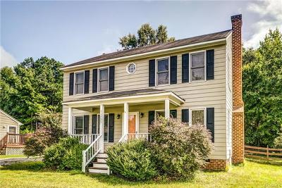 Henrico Single Family Home For Sale: 11725 Timber Mill Lane