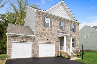 Henrico Single Family Home For Sale: New Market Village Boulevard