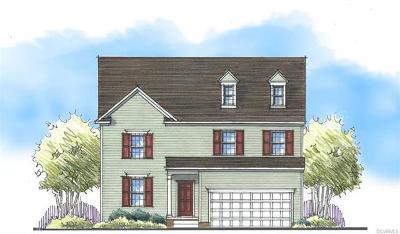 Henrico Single Family Home For Sale: 00000 New Market Village Boulevard