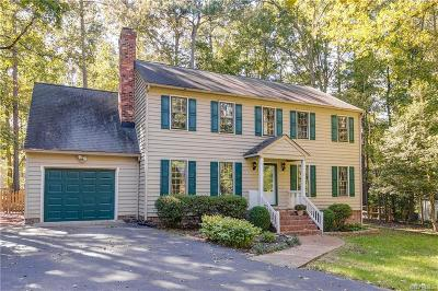 Chesterfield VA Single Family Home For Sale: $265,000