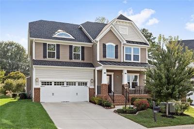 Glen Allen Single Family Home For Sale: 11412 Hunton Cottage Court