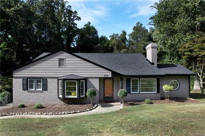 Henrico Single Family Home For Sale: 505 Brookside Boulevard