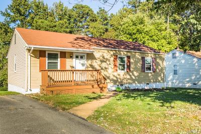 Chesterfield Single Family Home For Sale: 10136 Stroud Lane