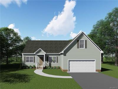 Henrico Single Family Home For Sale: 3909 Pheasant Chase Place