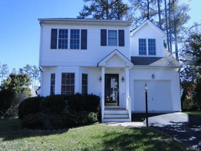 Henrico County Rental For Rent: 11537 Pinedale Drive