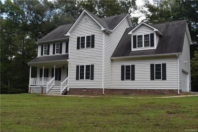 Mechanicsville Single Family Home For Sale: 2164 Mandeville Trail