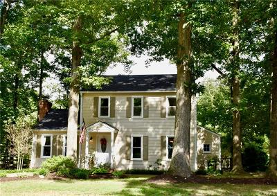 Chesterfield Single Family Home For Sale: 4253 Ketcham Drive