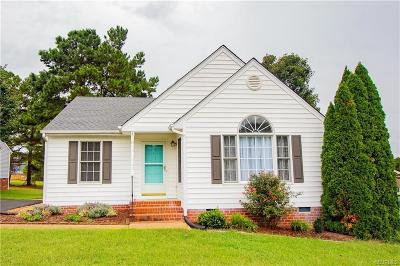 Hanover County Single Family Home For Sale: 6160 Parsley Court