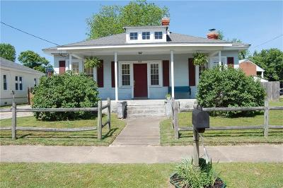 Hopewell Single Family Home For Sale: 606 North 21st Avenue