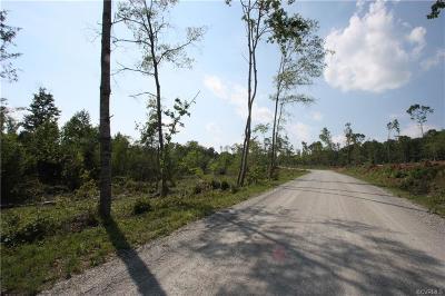 Powhatan County Residential Lots & Land For Sale: Lot 4 Sec 2 Kool Lane