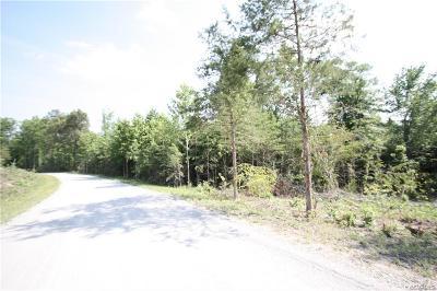 Powhatan Residential Lots & Land For Sale: Lot 3 Sec 1 Kool Lane