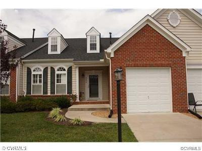 Henrico County Rental For Rent: 3903 Southwinds Place #3903