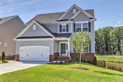 Midlothian Single Family Home For Sale: 818 Agee Terrace