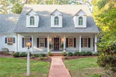 Manakin Sabot Single Family Home For Sale: 353 Holly Lake Drive