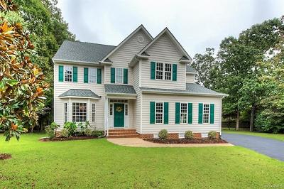 Henrico County Single Family Home For Sale: 11704 Coolwind Lane