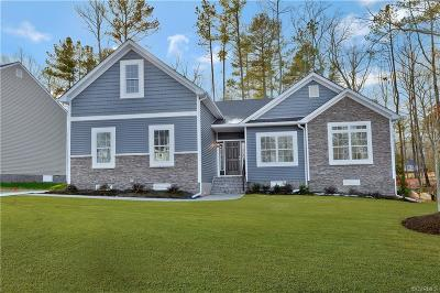 Chesterfield Single Family Home For Sale: 15200 Jordan's Parrish Road