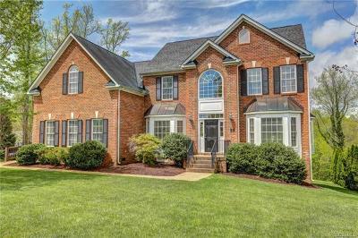 Glen Allen Single Family Home For Sale: 9128 Carrington Woods Drive