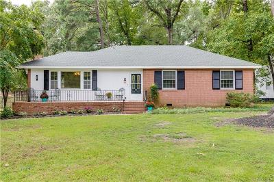 Richmond Single Family Home For Sale: 2818 Windsorview Drive
