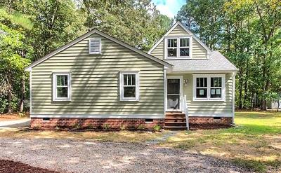 Chester Single Family Home For Sale: 19701 White Fawn Drive