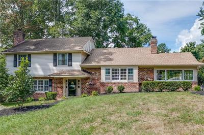 Richmond Single Family Home For Sale: 3024 Archdale Road