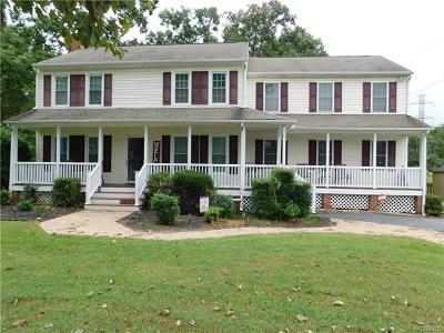 Chester Single Family Home For Sale: 14205 Walthall Drive