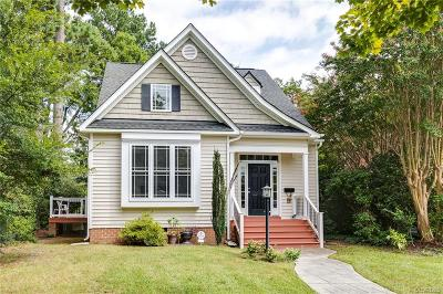 Richmond Single Family Home For Sale: 4515 Brook Road