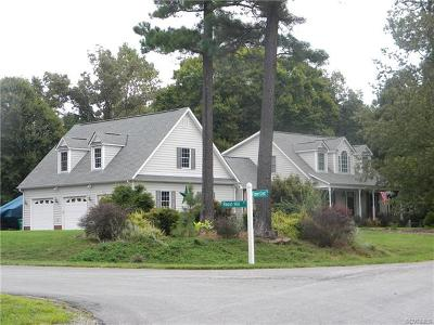Henrico County Single Family Home For Sale: 5248 Fisher Crest Lane