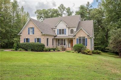 Chesterfield Single Family Home For Sale: 8630 Finstown Lane