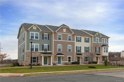 Chesterfield VA Condo/Townhouse For Sale: $252,990