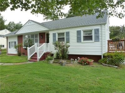 Henrico Single Family Home For Sale: 9710 Royerton Drive