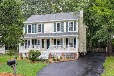 Henrico Single Family Home For Sale: 13153 Langtree Drive