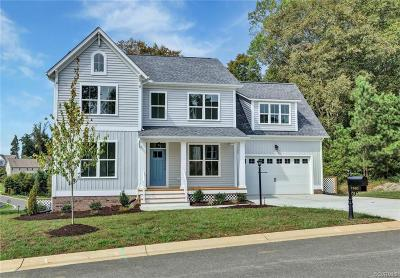 New Kent County Single Family Home For Sale: 7460 Winding Jasmine Road
