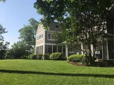 King William County Single Family Home For Sale: 1976 Custis Millpond Road