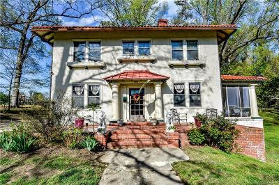 Petersburg Single Family Home For Sale: 1557 South Sycamore Street