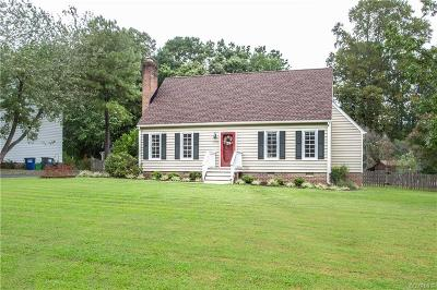 Chester Single Family Home For Sale: 3512 Castlebury Drive