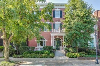 Richmond Single Family Home For Sale: 1633 Monument Avenue