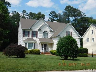 Chesterfield County Rental For Rent: 812 Club Crest Boulevard