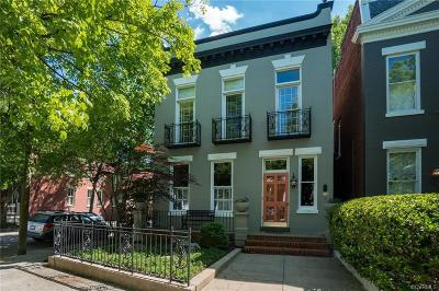 Richmond Single Family Home For Sale: 2201 Park Avenue