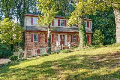 Chesterfield Single Family Home For Sale: 200 Sheffey Lane