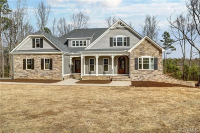 Goochland County Single Family Home For Sale: 2041 Jockey Ridge Road