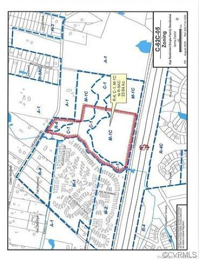Henrico County Residential Lots & Land For Sale: 1925 Meadow Road