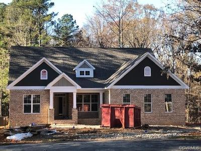 Goochland County Single Family Home For Sale: 401 Hickory Court