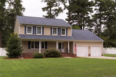 Single Family Home For Sale: 7771 Waters Edge Lane
