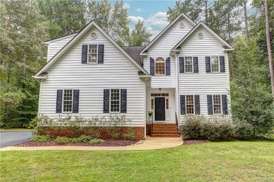 Mechanicsville Single Family Home For Sale: 11406 Georgetown Road
