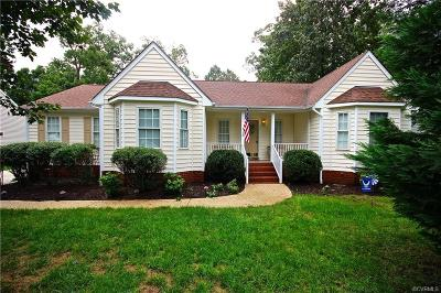 Mechanicsville Single Family Home For Sale: 10782 Ashcake Station Place