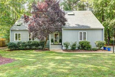 Henrico County Single Family Home For Sale: 1779 South Dover Pointe Road
