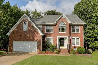 Mechanicsville Single Family Home For Sale: 10944 Founders Place